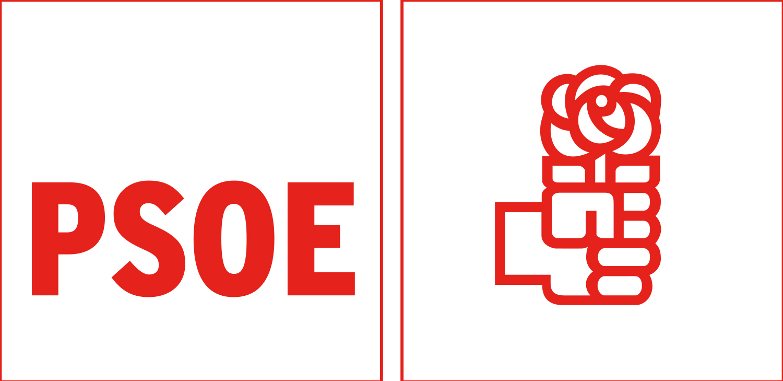 Resultado de imagen de logotipo psoe