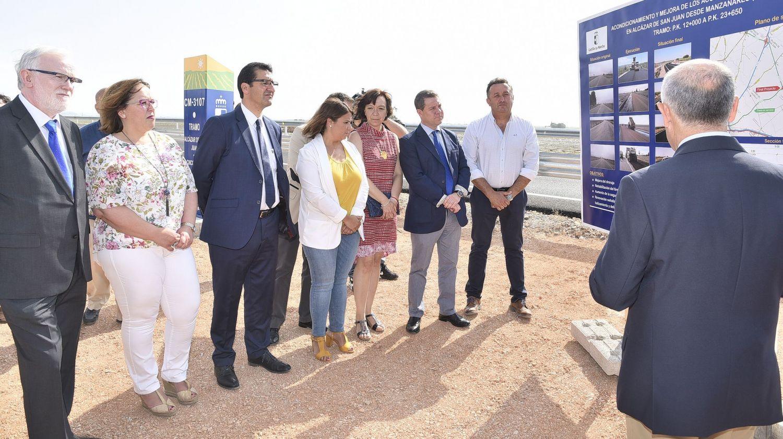 La Junta y la Diputación han invertido 22,9 millones en la conservación y mantenimiento de las carreteras de la provincia de Ciudad Real